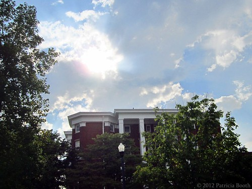 Day 191 Cookeville Square Skyscape by pixygiggles
