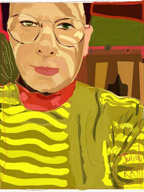 Julia Kay - ArtRage version