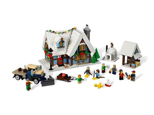 10229 Winter Village Cottage już dostepny!