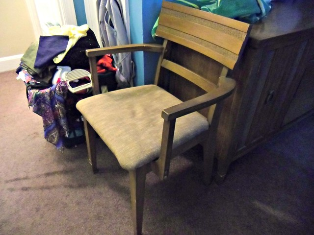 60s chair - part of the dining room set