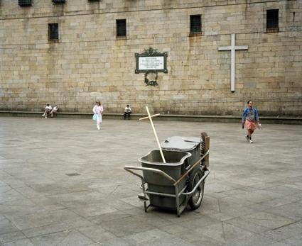 Santiago de Compostela Galicia 1993 Uti