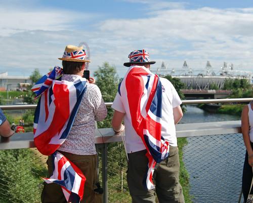 True Brits.