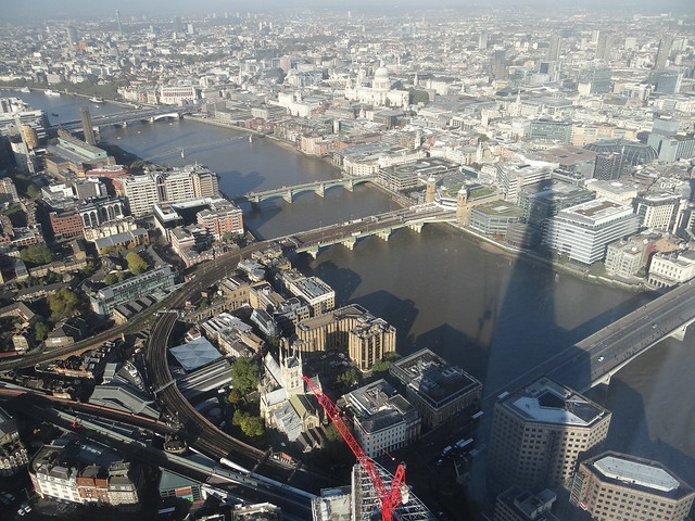 The View from The 68th Floor The Shard London