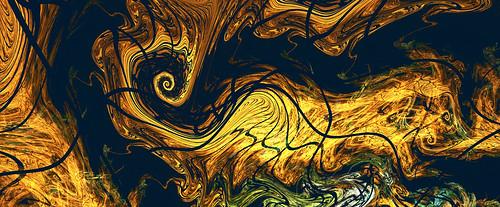Inner Van Gogh by Gollinbursti