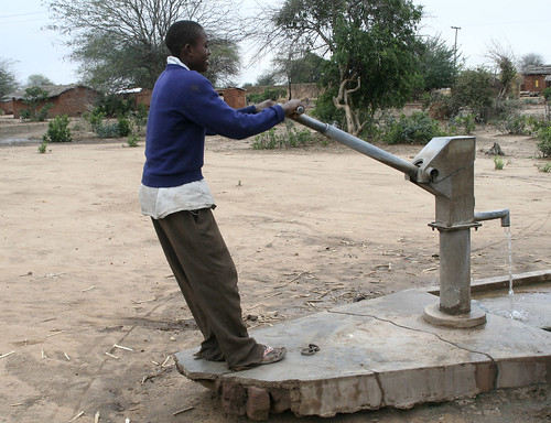 Village Well, Jombo village, Malawi