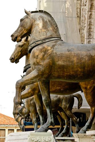 Horses of San Marco, Venice