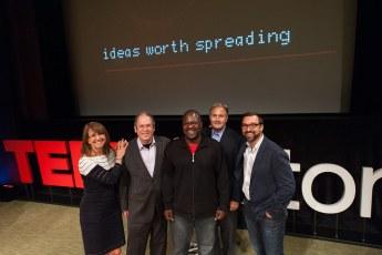 TEDxBoston 2012 - Marlon Carey, Curators