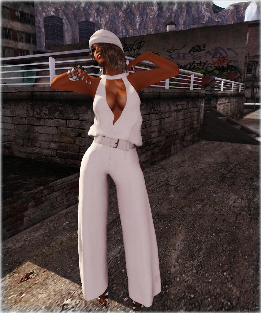 The Garment Rack:  Definitely Diva, Ricielli