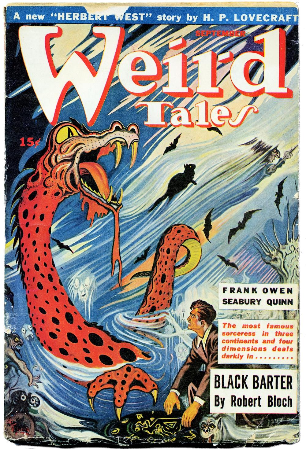 AR Tilburne Weird Tales 2