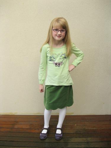 Oliver + S Badminton skirt