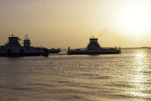 Aransas Pass Ferry