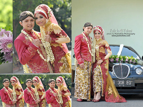 Foto Mobil Pengantin by Wedding Photographer Indonesia by POETRAFOTO - Fotografer Yogyakarta Indonesia