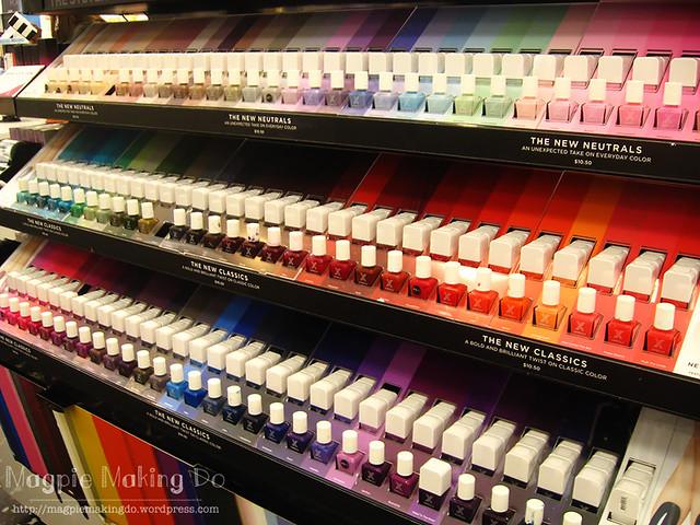 Sephora Nail Polish Bar