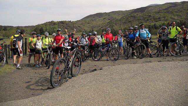 Giro dell'Etna in MTB