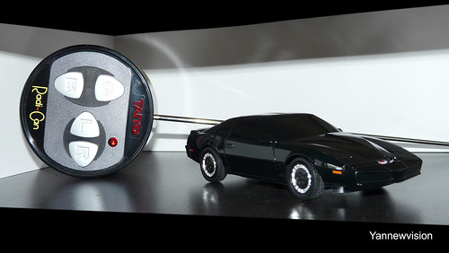 Pontiac Transam 1982 KITT / Knight Rider / K2000 (Radio Controlled) - Taiyo RC (France)