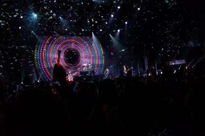 L'Arc~en~Ciel on the stage...
