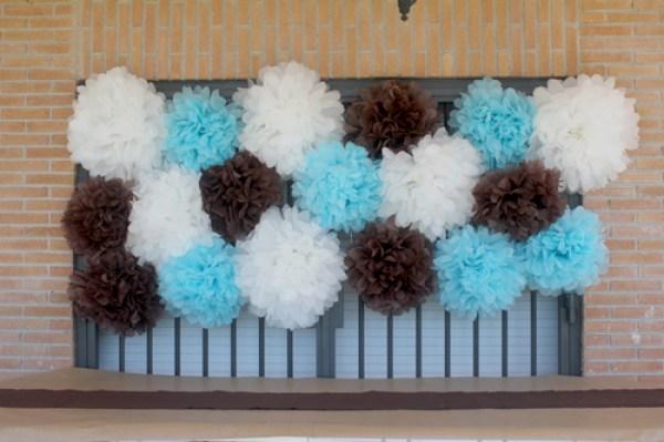 pompones-papel-de-seda