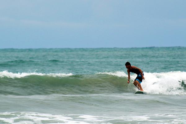 Surfing Khao Lak
