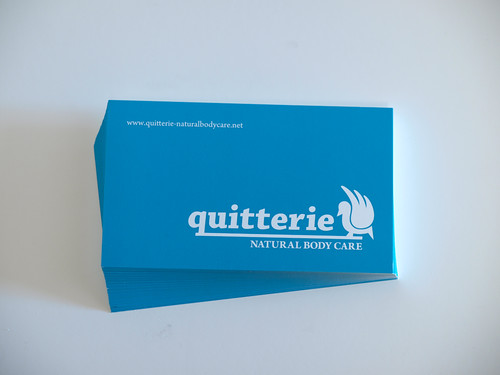 Quitterie Businesscard