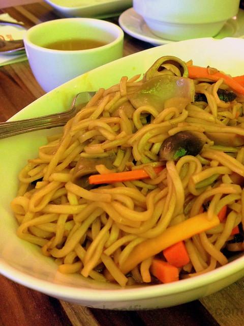 braised e-fu noodles P275