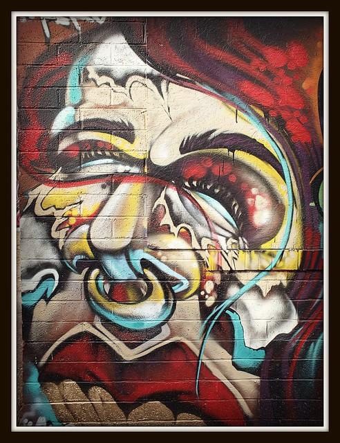 GRAFFITI-Las Vegas