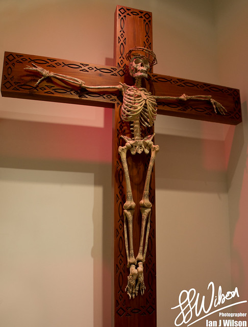 Macabre Crucifix – Daily Photo (29th August 2012)