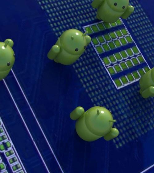 Diccionario Android — Virus
