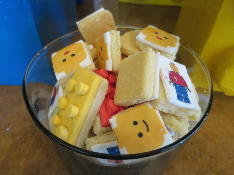 Spectrum x Lego awesome brunch buffet