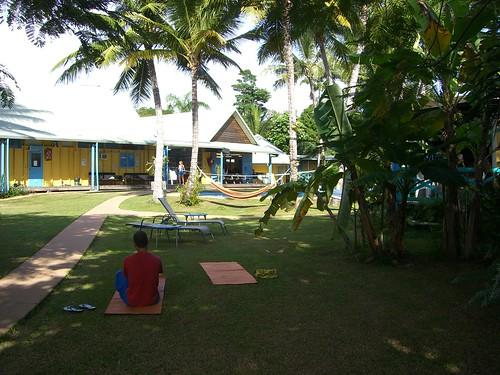 Yoga at Scottie's