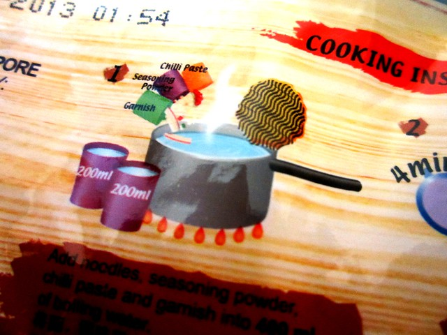 CCN - cooking instructions