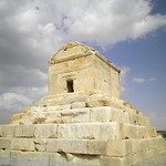 La tomba di Ciro il Grande