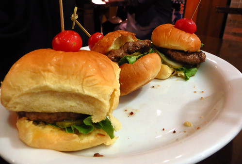 Three Sliders