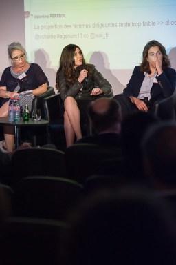 """AG Syntech Numérique, conférence """"femmes et numérique"""", Natacha Quester-Séméon / Girl Power 3.0"""
