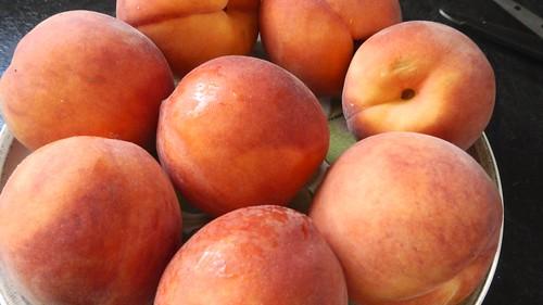 Peach Blueberry Crumble 3