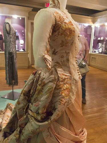 DAR Museum 1888 Evening Dress