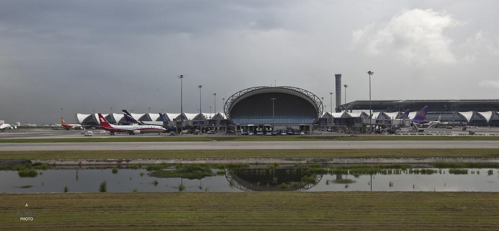 Bangkok's Suvarnabhumi Airport