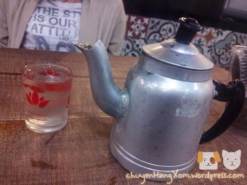 Đen Đá coffee - Bình tĩnh và uống từ từ