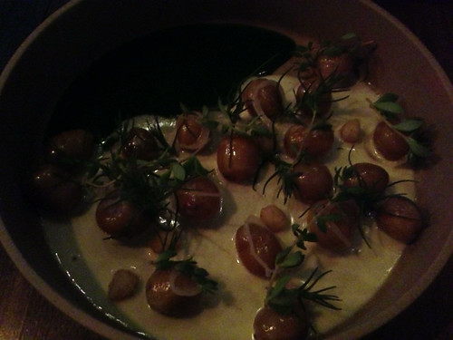 4th Course: Young Potatoes