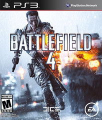 Battlefield 4 on PS3