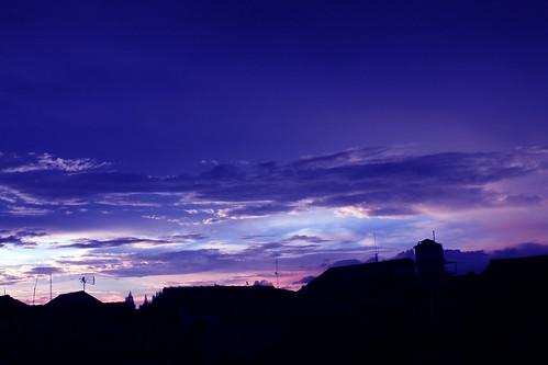 Senja Bulan Mei by © Aan Sopiyan.