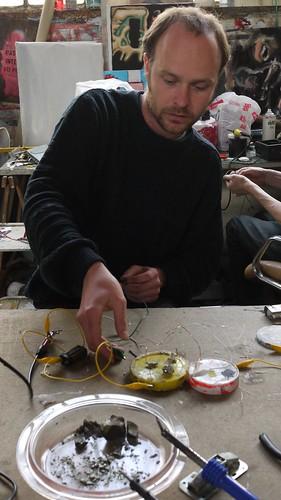 Ryan Jordan workshop