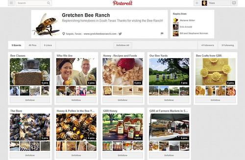 GBR Pinterest Screen