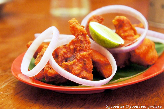 7.fierce curry -tandori chicken_