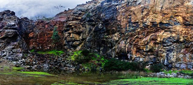 Ellis Brook Quarry