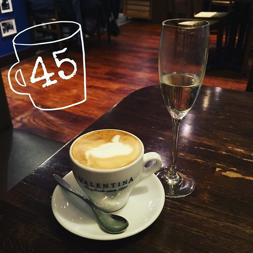 Coffee & Champagne