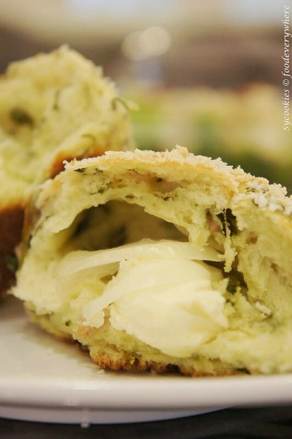 23.spinach and cheese bun 3.20 @ shakesphere (3)