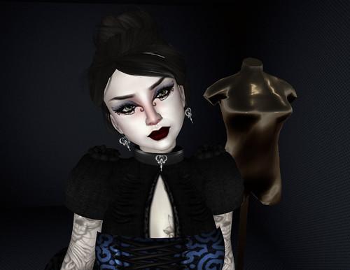 Adoness & Beautiful Freak @ World Goth Fair