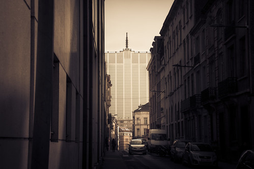 Urban Mythologies : Rise of the Titans (Bruxelles, Belgique) - Photo : Gilderic