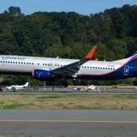 Aeroflot - Russian Airlines VP-BRF Boeing 737-8LJ(WL) #BFI