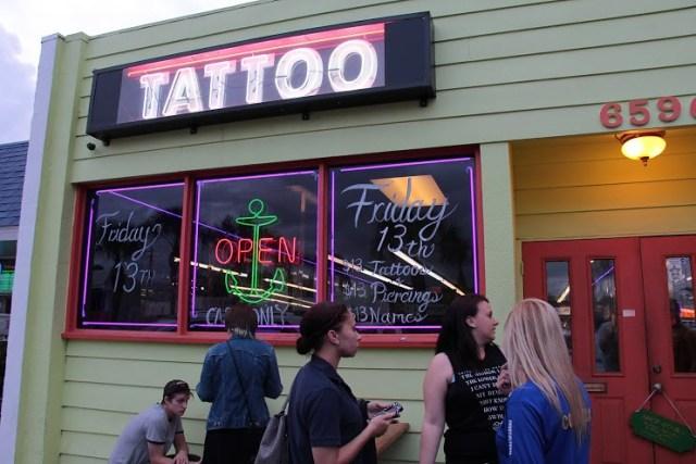Tattoos by Caitlyn Ralph
